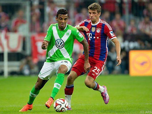 Wolfsburg empfängt die Bayern
