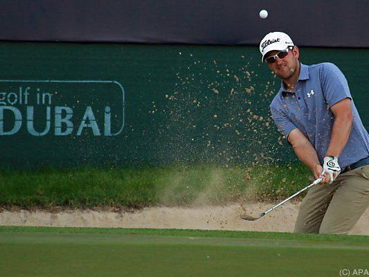 Wiesberger ist in Dubai hervorragend unterwegs