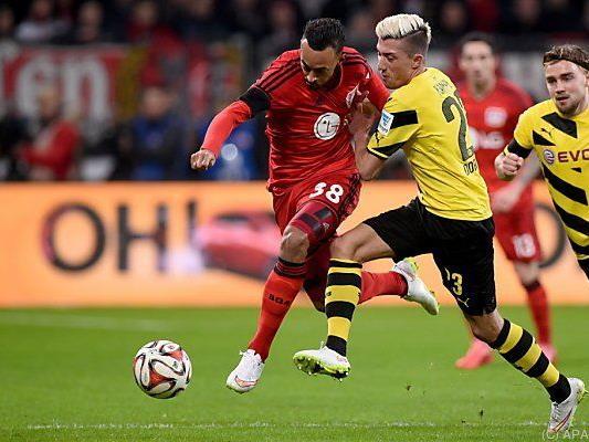 Kampl gab bei seinem BVB-Debüt alles