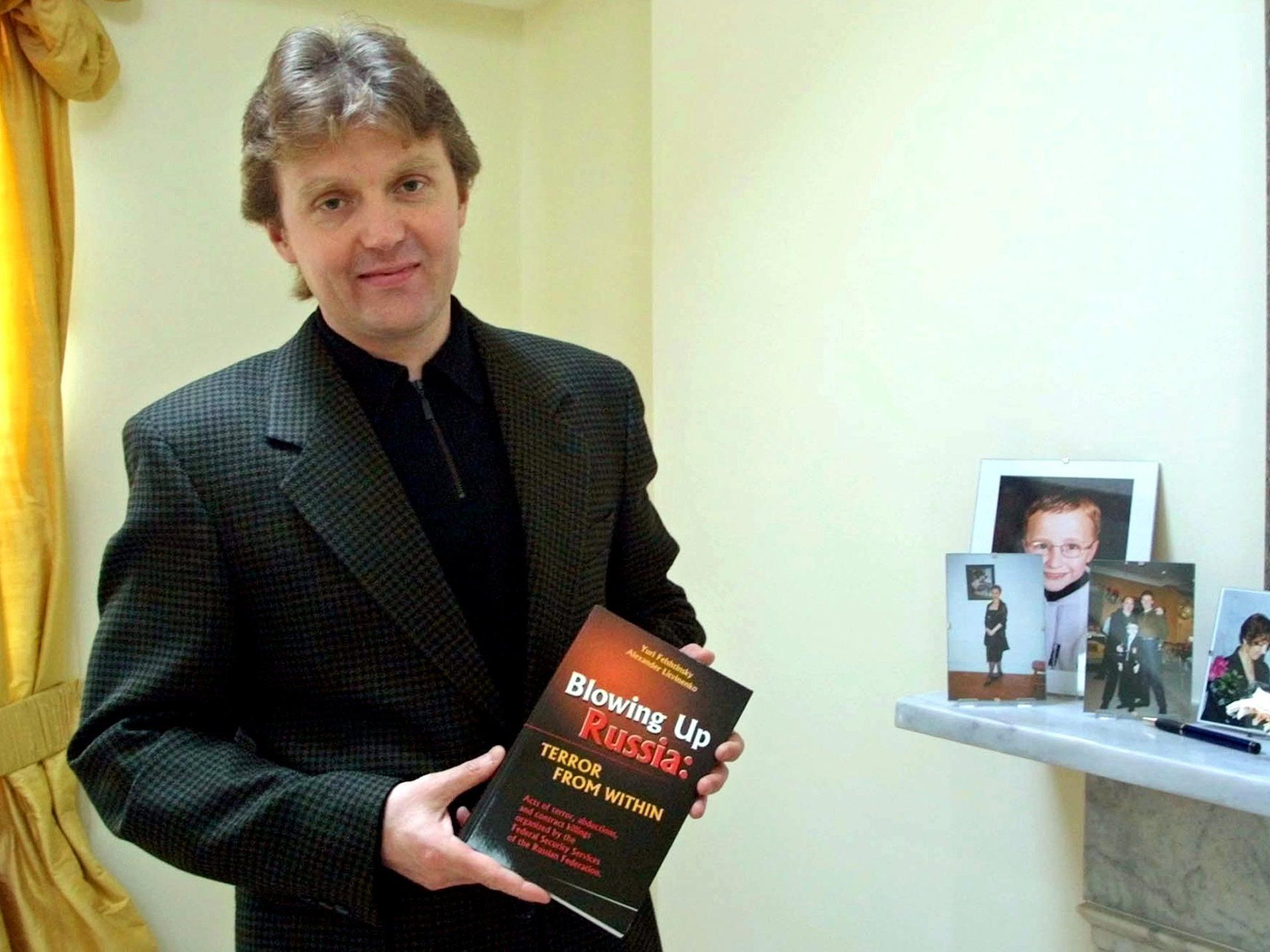 Alexander Litwinenko wurde 2006 mit Polonium 210 vergiftet.