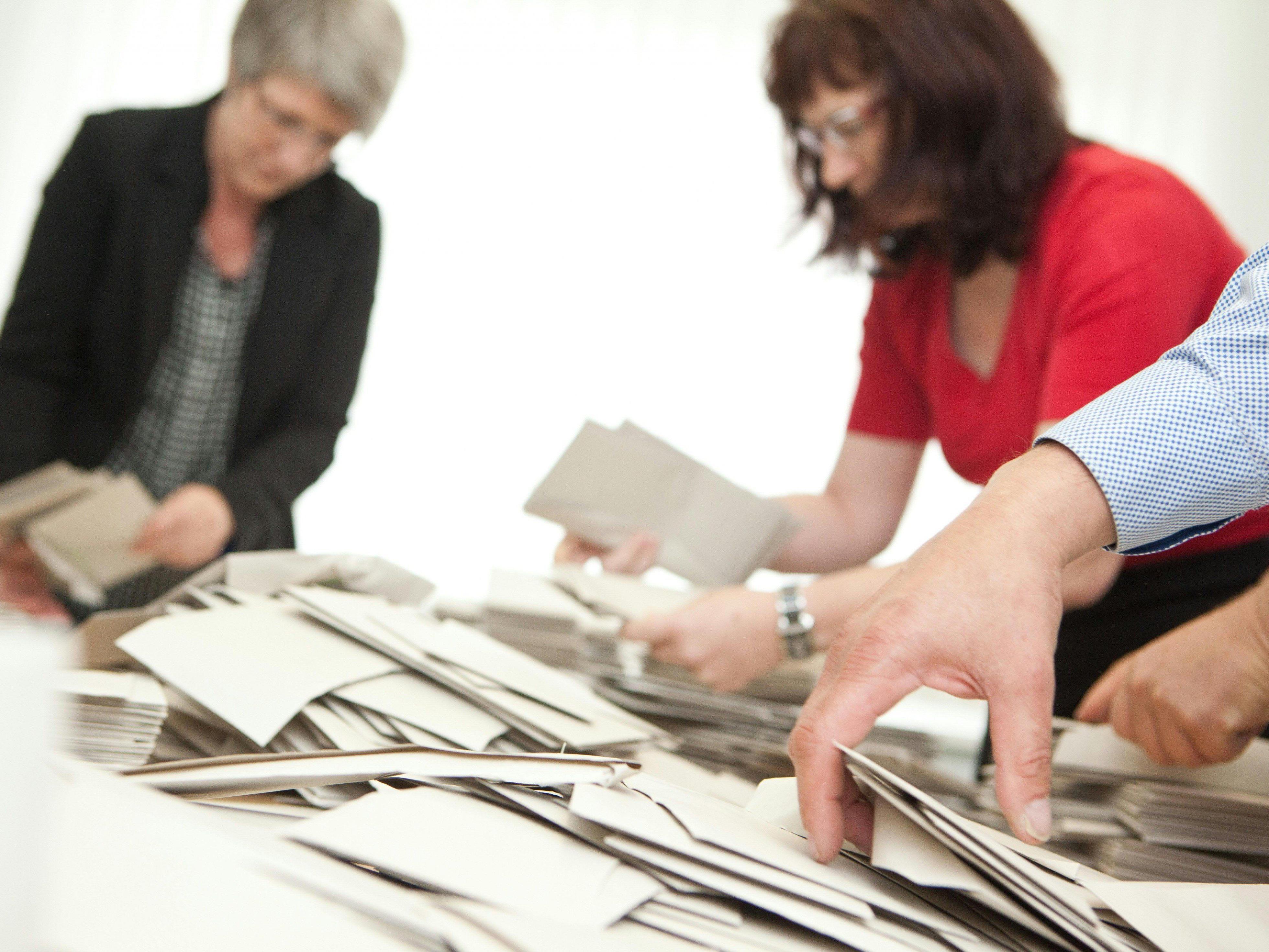 Am Sonntag findet in Niederösterreich die Gemeinderatswahl 2015 statt.