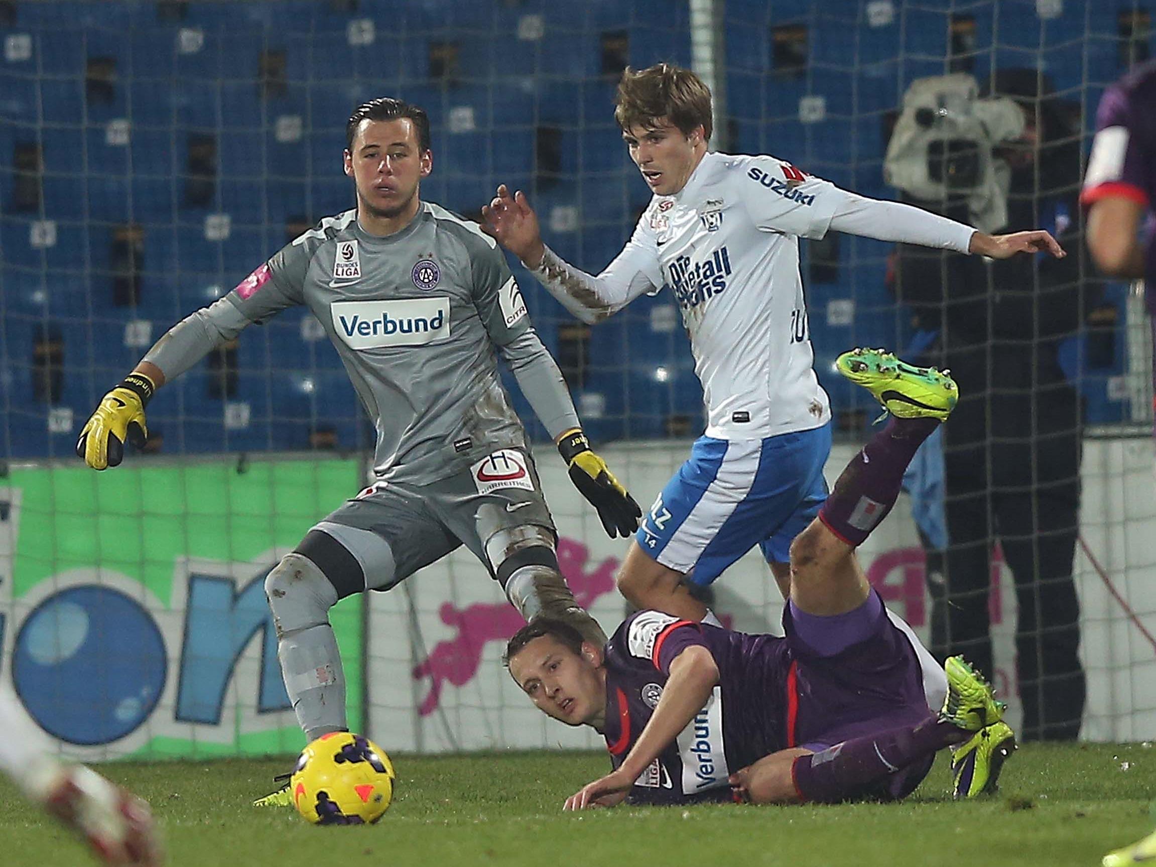 Philipp Zulechner geht leihweise zum FK Austria Wien.