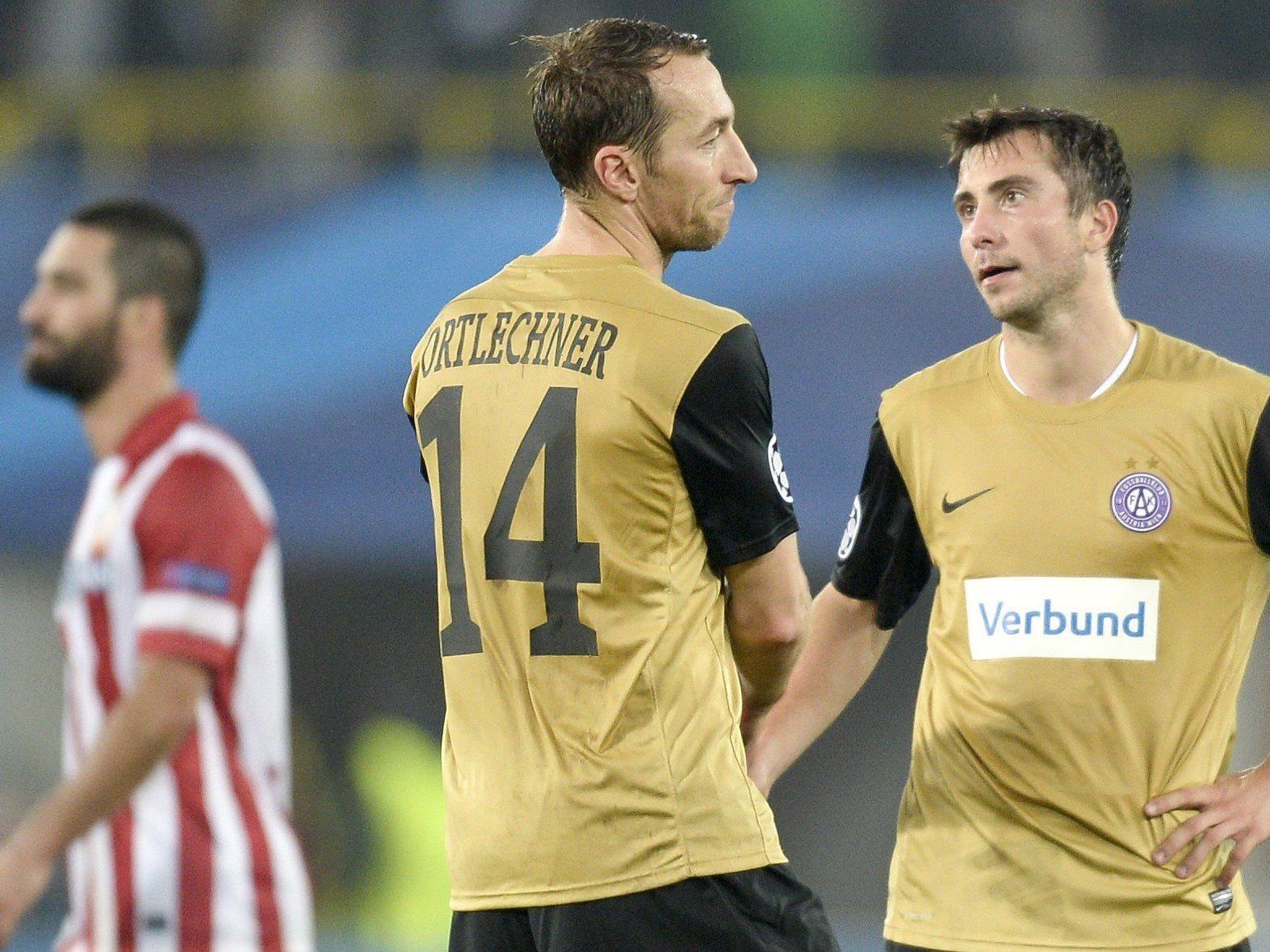 Markus Suttner übernimmt das Amt des Kapitäns bei der Austria Wien.