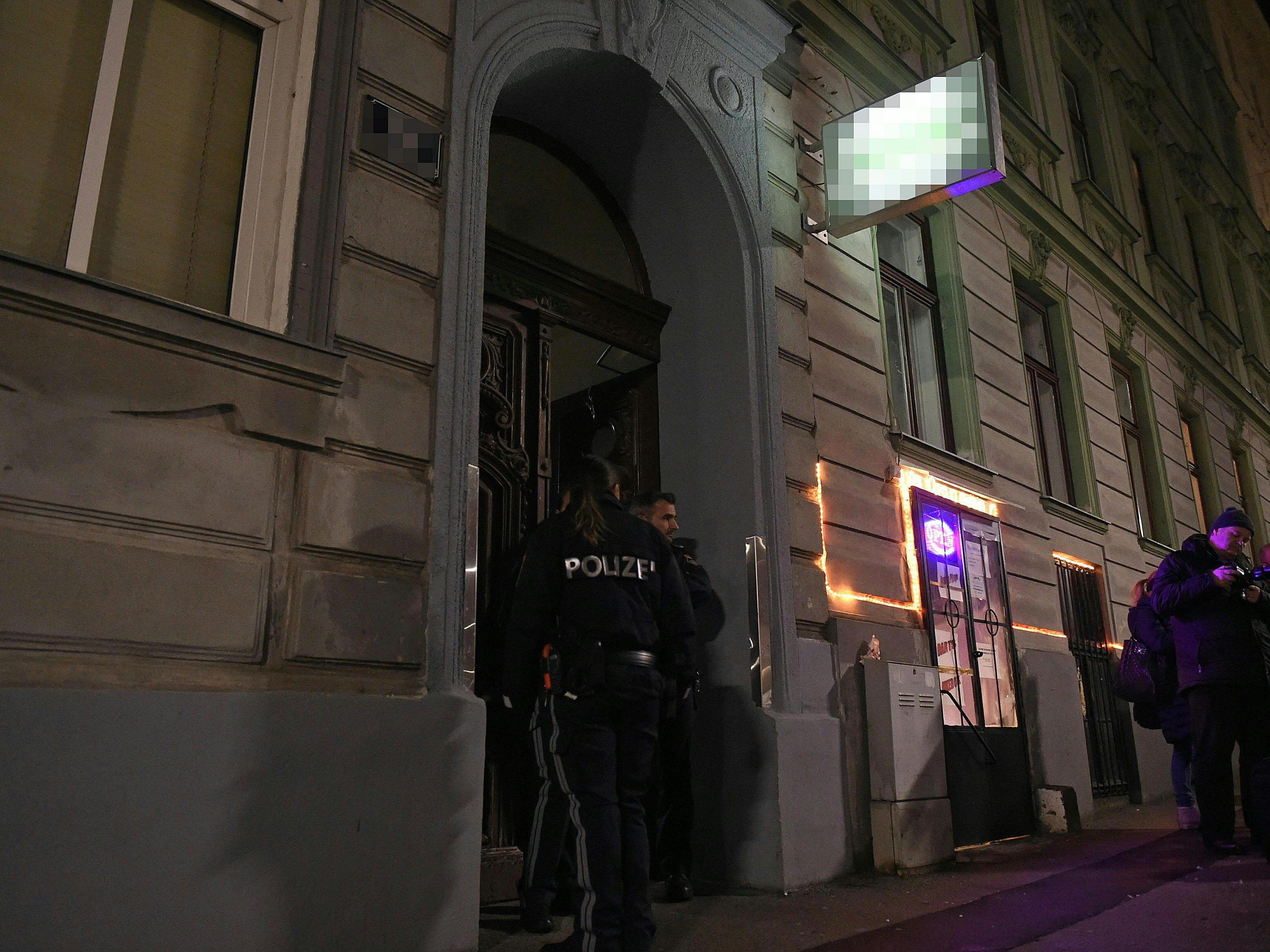 In Wien-Ottakring wurde eine Leiche gefunden