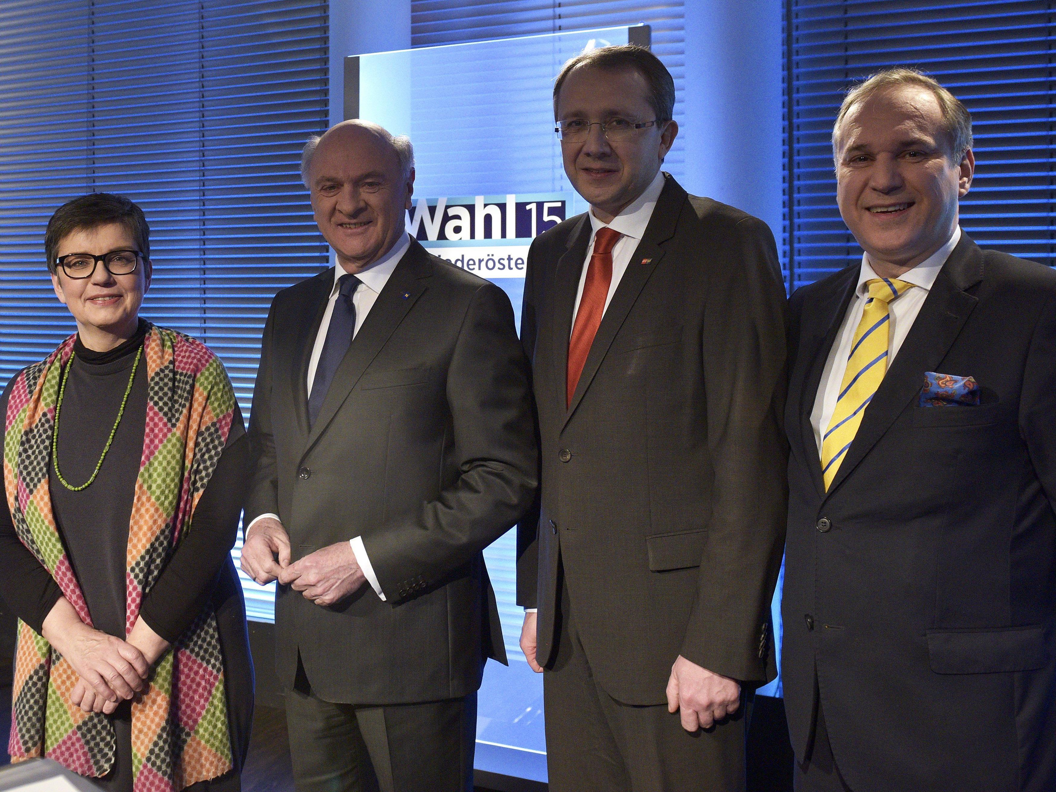 Das vorläufige Endergebnis der Gemeinderatswahl in NÖ 2015 steht fest.