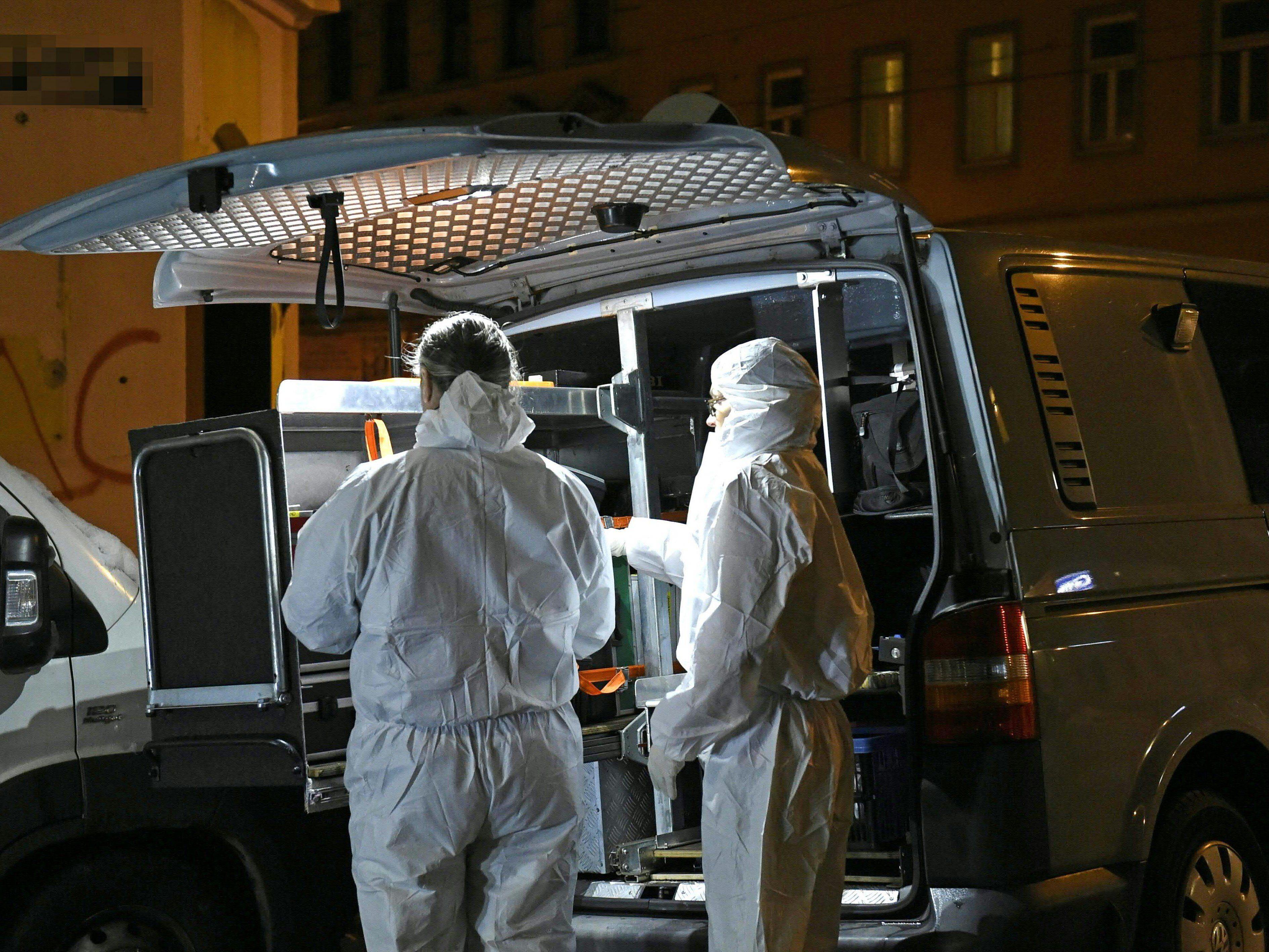 Leiche in Wien-Ottakring gefunden: Toter wies Spuren am Hals auf