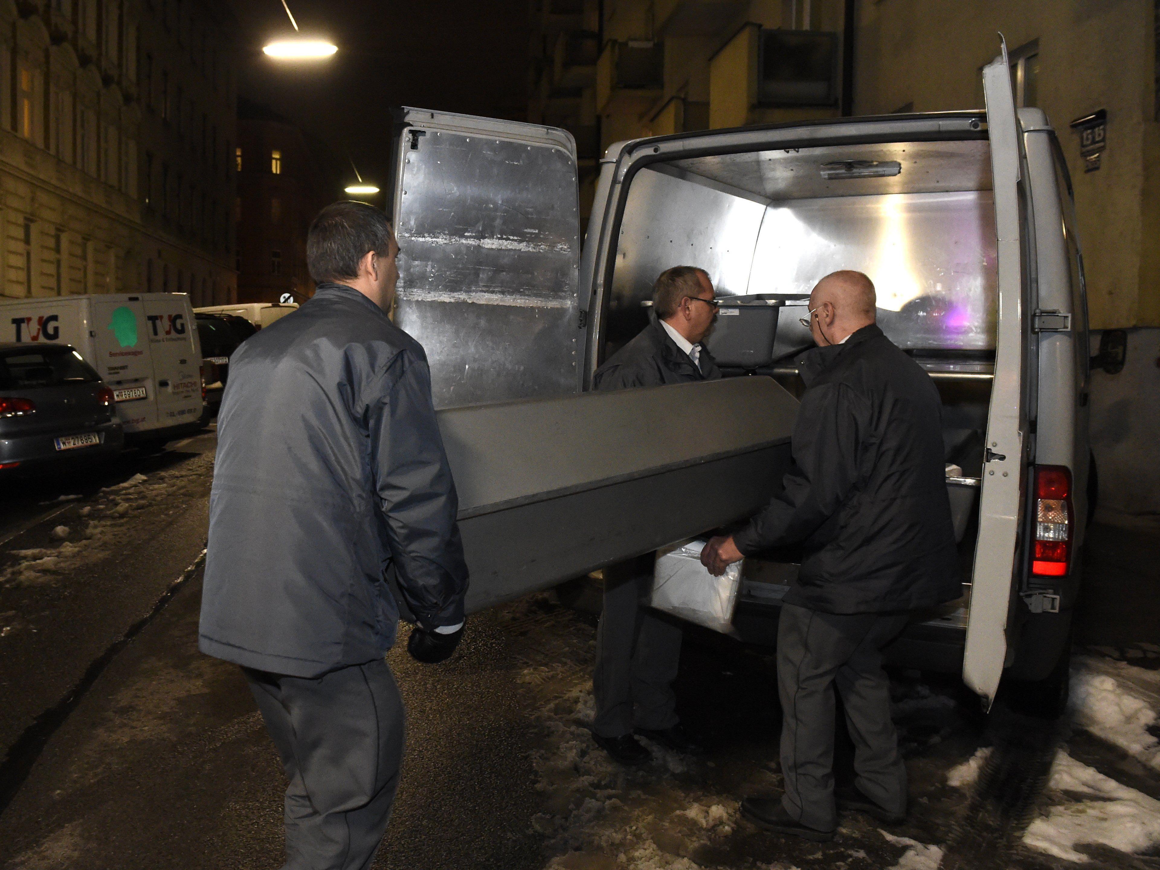 Leiche in Wien-Ottakring gefunden