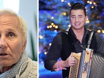 Nur ein Missverständnis soll der Zwist von EAV-Sänger Klaus Eberhartinger mit Andreas Gabalier gewesen sein