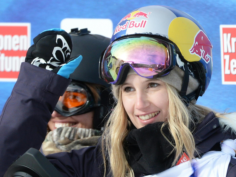 23-jährige Snowboarderin Anna Gasser ist Vizeweltmeisterin im Slopestyle .
