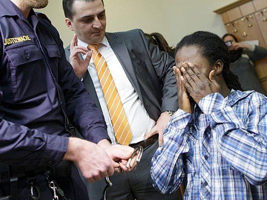 Der angebliche Heiratsschwindler in Wien beim Prozess