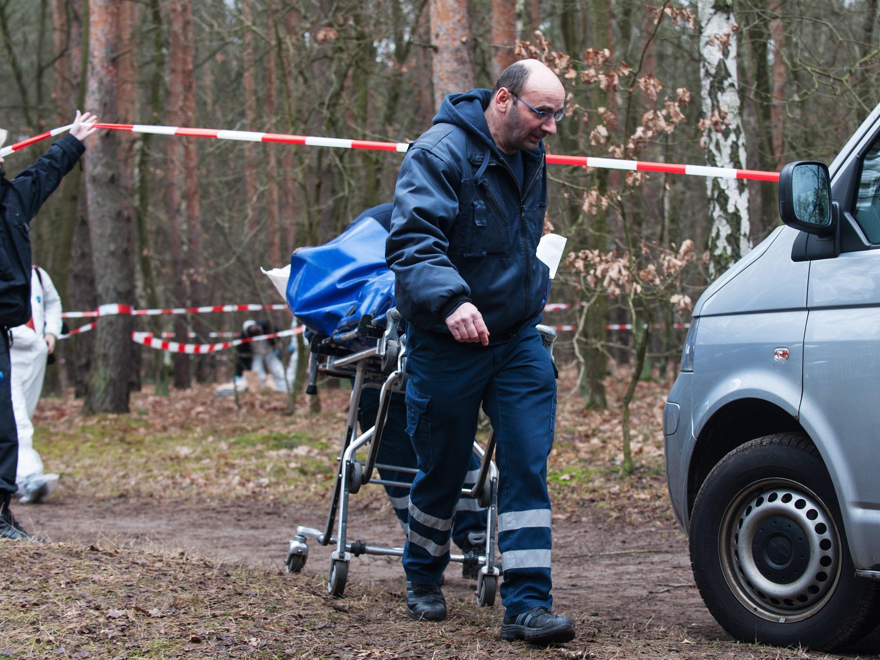 Berliner Polizei fasst zwei Verdächtige - Grausige Einzelheiten des Falls werden bekannt.