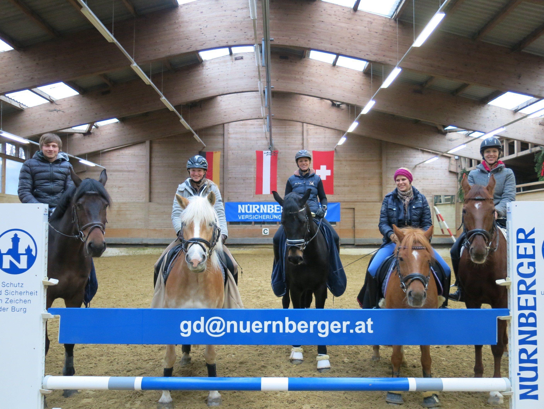 Edle Pferde und erfolgreiche Reiter und Reiterinnen in der Campagne-Reitervereinigung