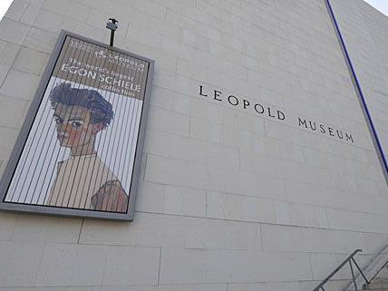 Leopold Museum verzeichnete 2014 Besucherplus von 7,4 Prozent