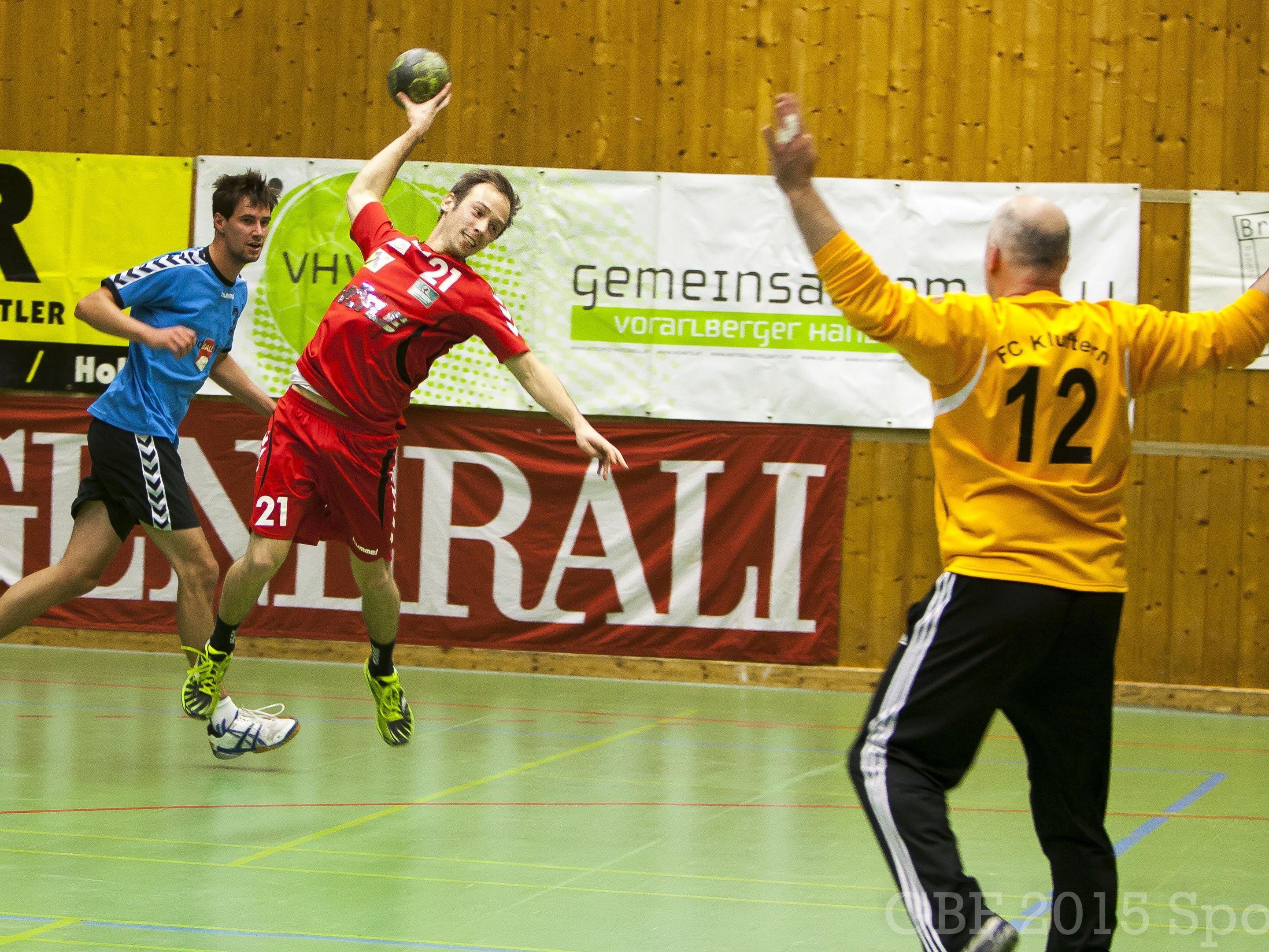 Ulrich Längle, TS Dornbirn Handball