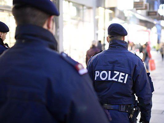 Die Polizei rückte in ein Lokal in der Josefstadt aus