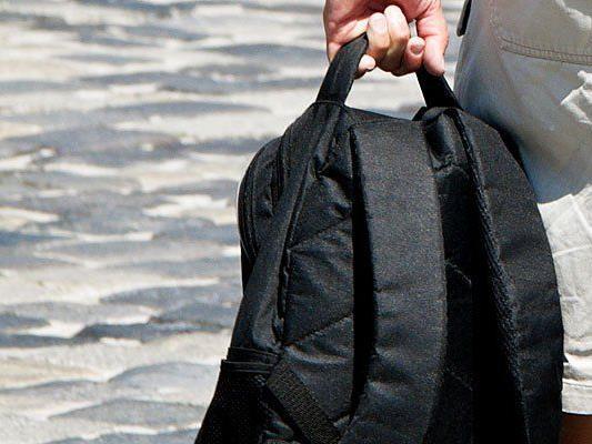 Rucksackdiebe trieben in der Wiener City ihr Unwesen
