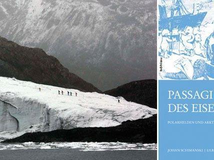 Im Buch wird der Medienrummel in der Monarchie um die Polarexpedition beleuchtet.