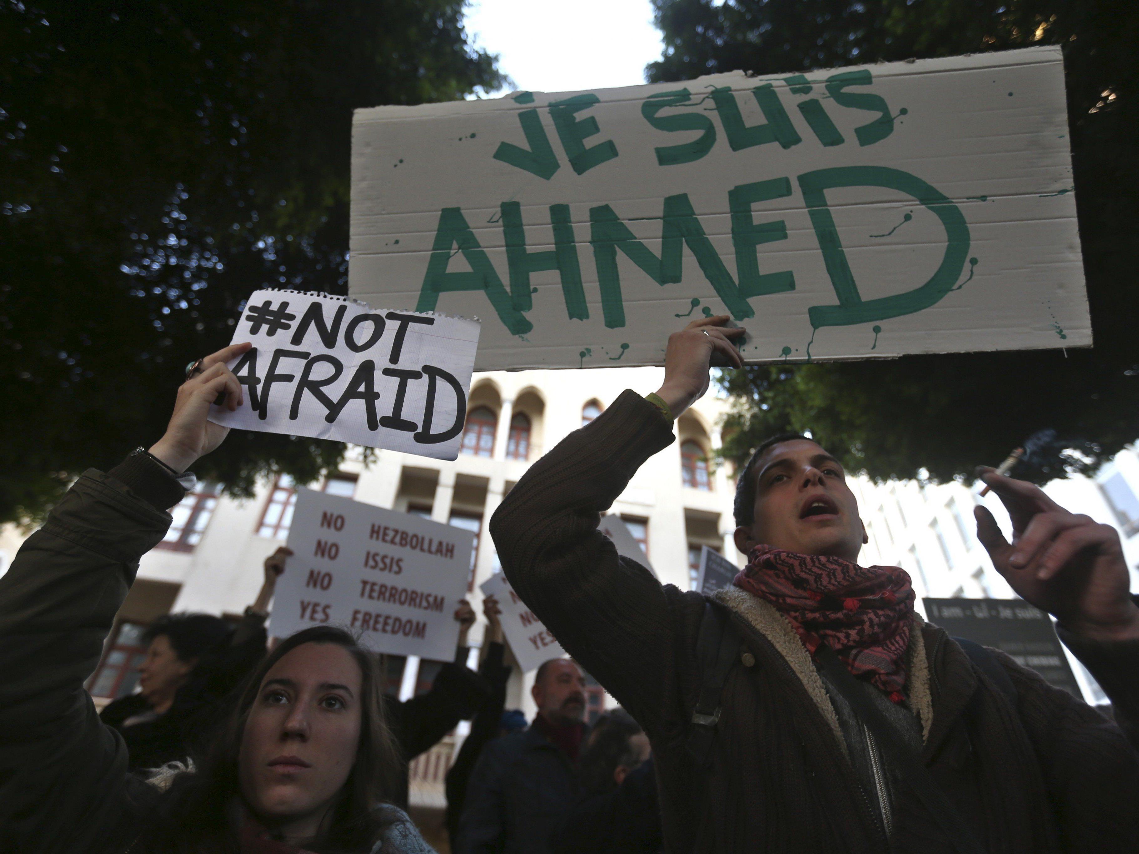 Frankreich hat nach Anschlagsserie drei Helden. Einer von ihnen: Ahmed Merabet, das erste Opfer der Terroristen.