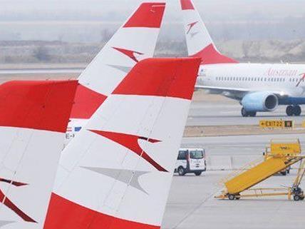 Wien-New york-Flüge der AUA wurden wegen der Blizzard-Warnung gecancelt