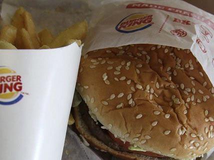 Bald kann man sich in Wien vermutlich auch von Burger King Burger und Pommes nach Hause liefern lassen.