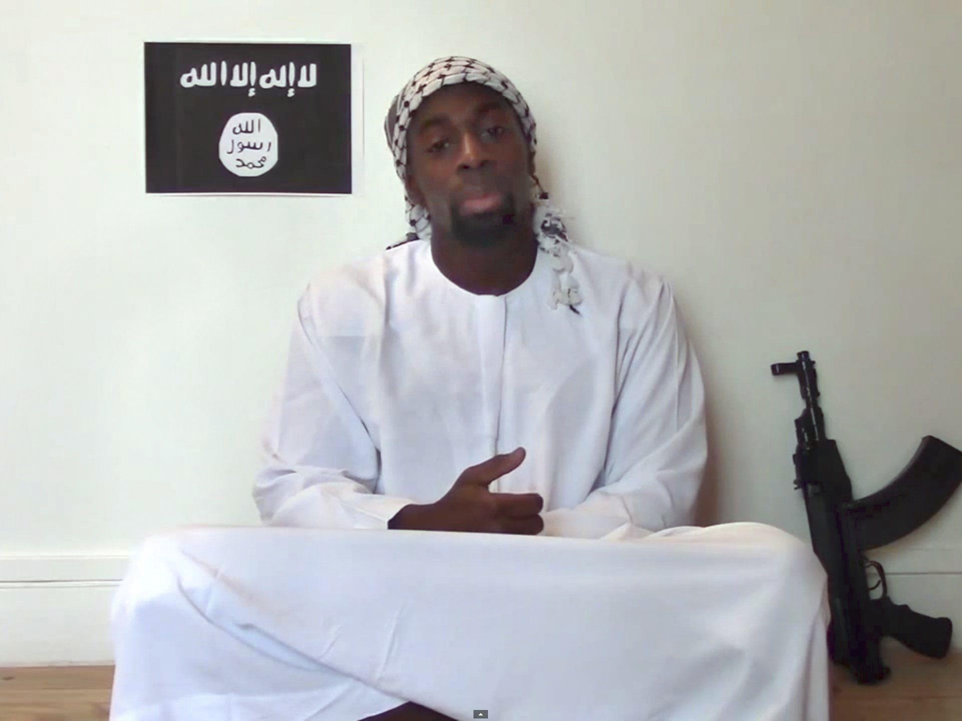 Bekenntnis zu Anschlag in Frankreich im Namen von IS-Miliz.