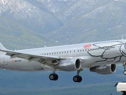 Niki fliegt von Wien nach Bratislava - In 20 Minuten