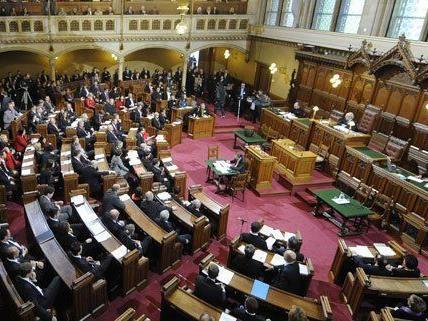 Die Wiener Wahlrechts-Reform war in der Landtagssitzung erneut kein Thema.