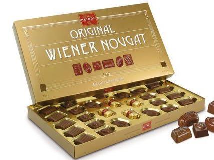 VIENNA.at verlost Schokolade von Heindl.