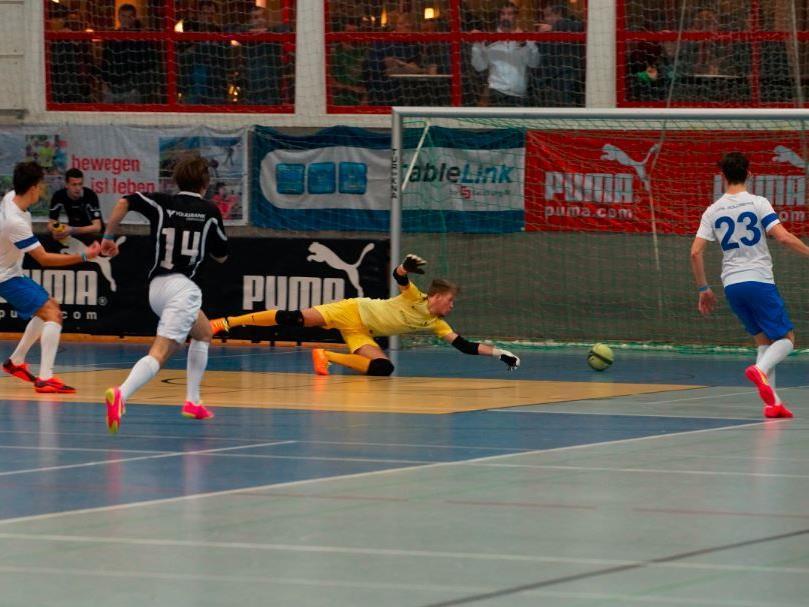 Die Grödiger Amateure haben ihr Auftaktspiel am Samstag mit 6:1 gegen Oberndorf gewonnen.