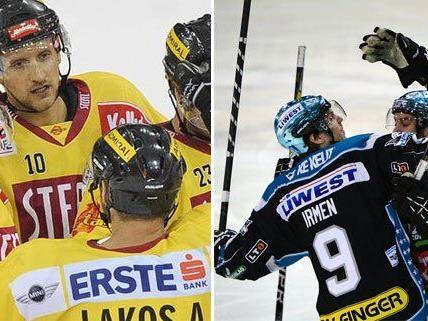 Siegesserie am Sonntag bei den Hockey-Teams.