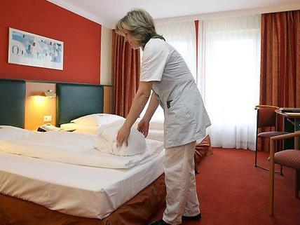 Viele kleine Hotels haben bei Modernisierungen gespart.