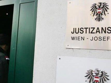 Fluchtversuch aus der Justizanstalt.