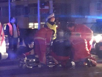 Über die Unfallursache liegen derzeit noch keine Informationen vor.