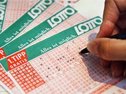 Ein Lotto-Jackpot winkt zu Jahresbeginn