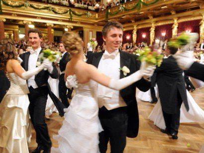 Am Donnerstag laden die Philharmoniker zum Ball in den Wiener Musikverein.