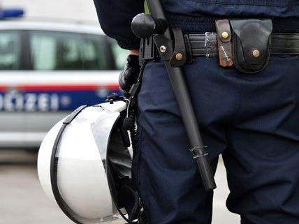 Die Polizeipräsenz in Österreich wird verstärkt.