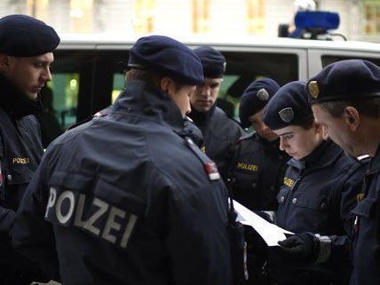 In Österreich wird die Polizeipräsenz verstärkt.