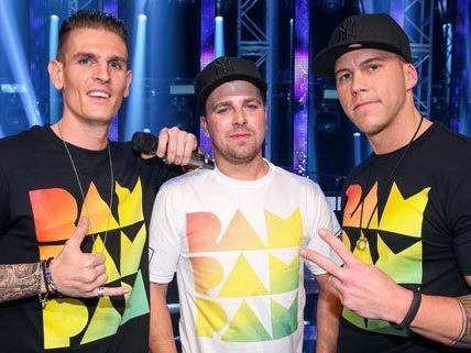 Die Hip-Hop-Crew aus Wien will Österreich beim Song Contest vertreten.