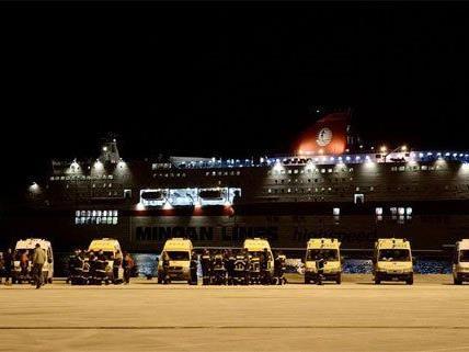 Ermittlungen wegen Sicherheitsmängeln an Bord laufen.