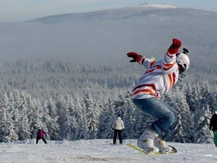 Der Snowboarder aus Wien war mit Freunden auf der Piste, als die Lawine abging