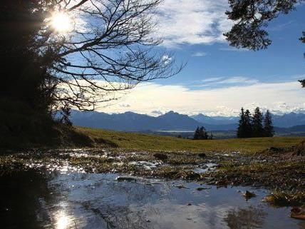 In Österreich gibt es einen neuen Jänner-Temperaturrekord.