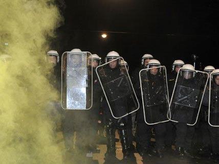 Grazer Akademikerball: Wegen geplanter Demo Platzverbot verhängt