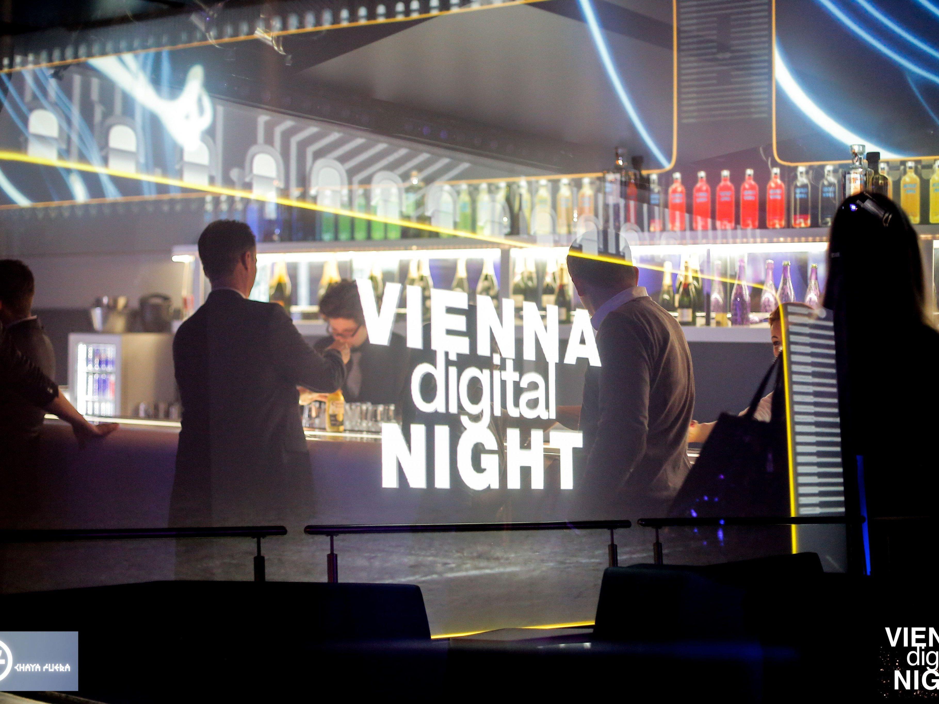 Neues Afterwork-Clubbing: Startschuss für Vienna Digital Night im Chaya Fuera