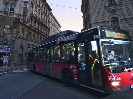 Voraussichtlich bis Juni wird die Buslinie umgeleitet.