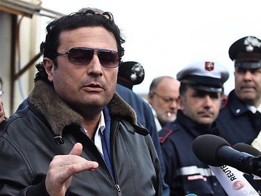 Schettino drohen 26 Jahre Haft