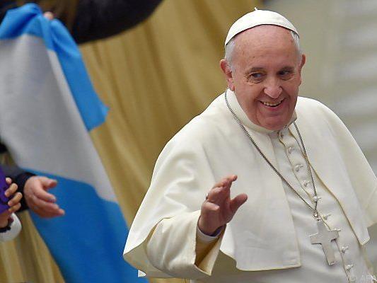 Der Papst soll's richten