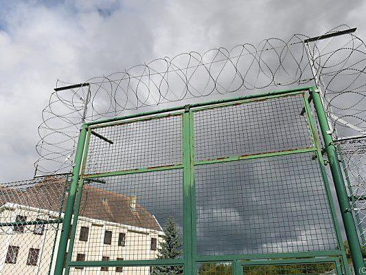 Ausbruch aus Justizanstalt Göllersdorf