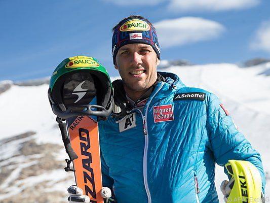 Tiroler absolvierte erstes Schneetraining nach Sturz