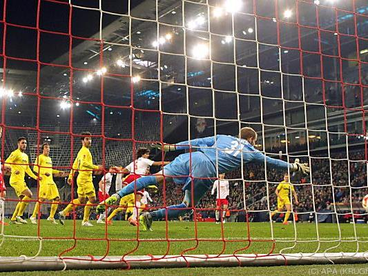 Nicht nur Salzburg von Niederlage betroffen