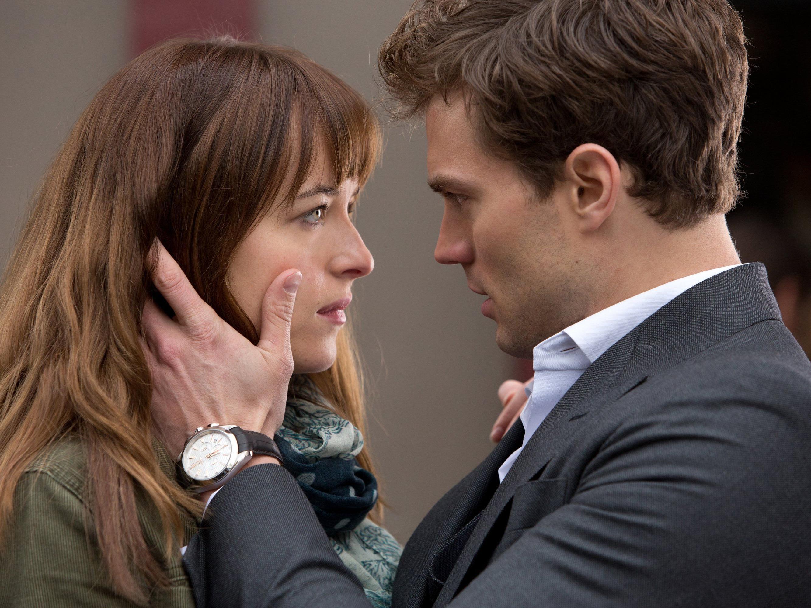 """Traumstart für """"Fifty Shades of Grey"""" in den österreichischen Kinos."""